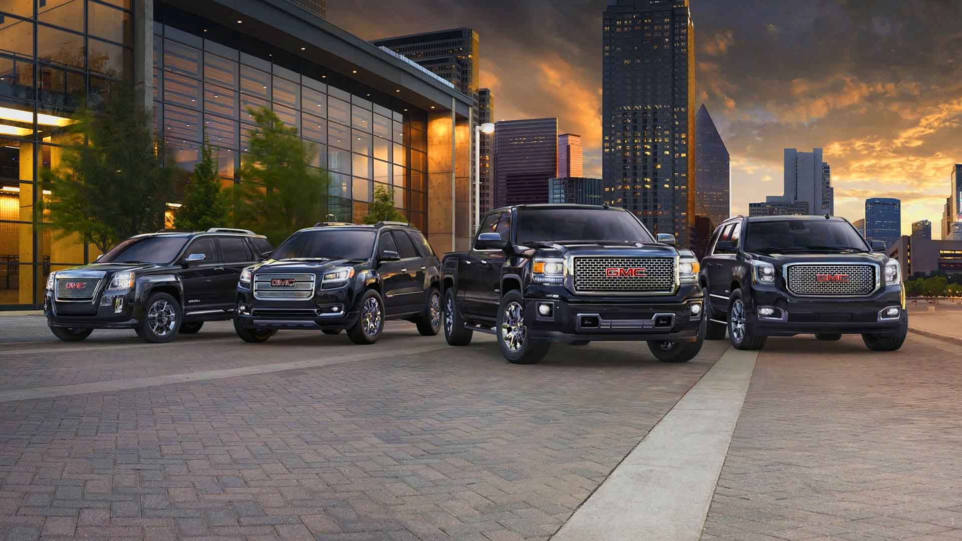 Image result for gmc vehicles